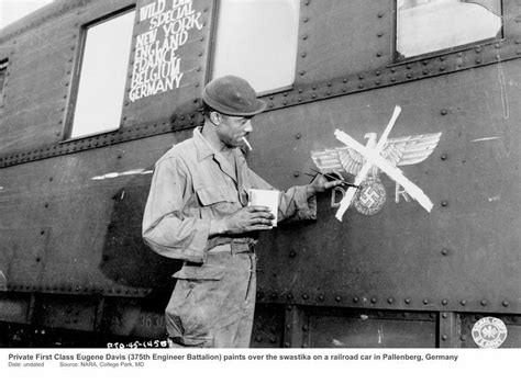 african american gis  wwii fighting  democracy