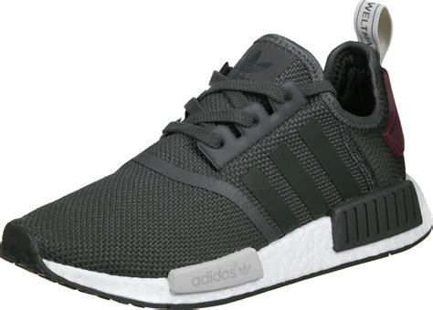 adidas nmd r1 w shoes grey olive