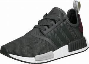 Adidas NMD R1 W Schuhe Grau Oliv
