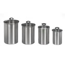 walmart kitchen canister sets mainstays canister set 4pc kitchen dining walmart