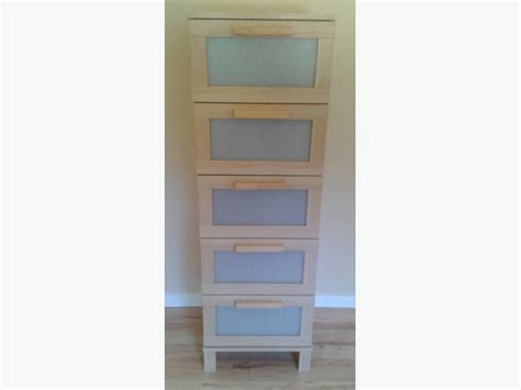 Ikea Aneboda Dresser by Ikea Aneboda Drawer Dresser Cobble Hill Cowichan