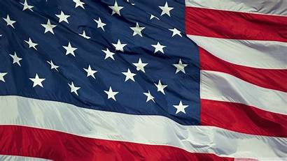 Flag American Desktop Wallpapers Patriotic 4k Usa