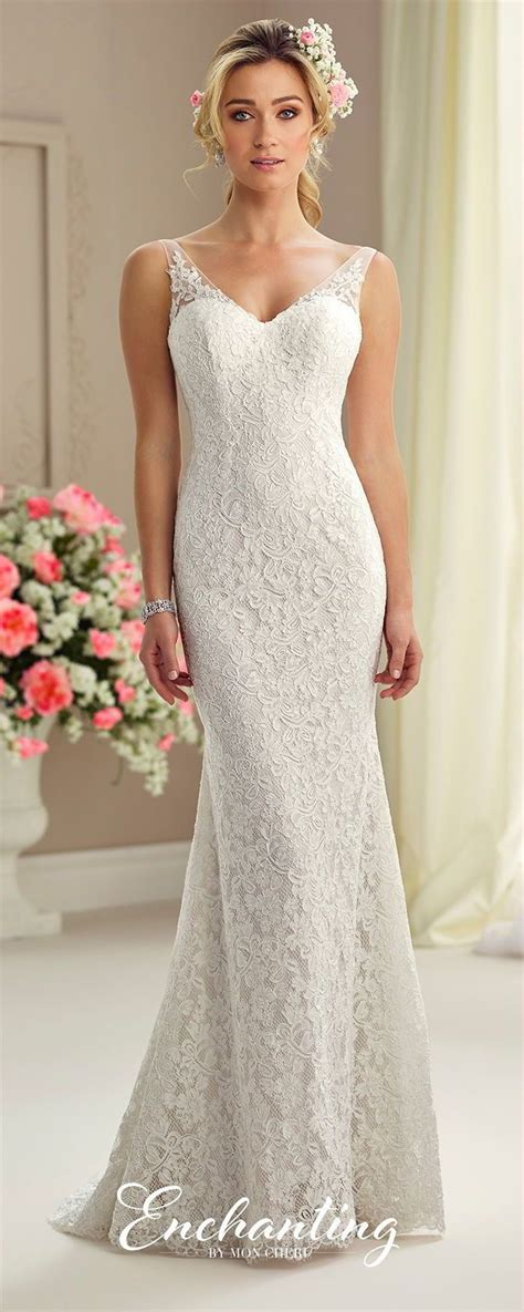 Enchanting by Mon Cheri Fall 2017 Wedding Dresses - World ...