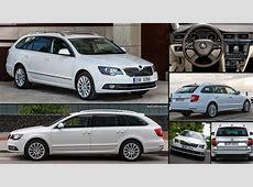 Skoda Superb Combi 2014 pictures, information & specs