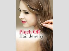 Pinch Off Hair Jewelry BNX Korea Co, Ltd