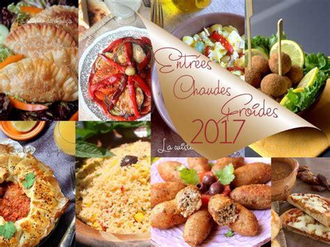 recettes entrées chaudes et froides ramadan 2017