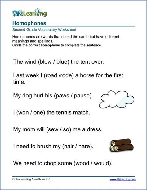 vocabulary worksheets ideas  pinterest