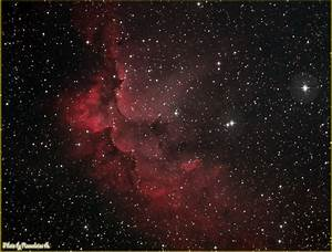 Wizard Nebula - NGC7380 (Full Color)