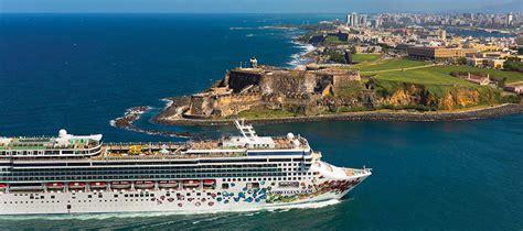 Cruises To San Juan | Puerto Rico Cruises | Norwegian Cruise Line