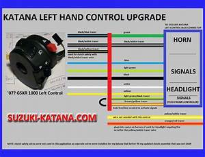 Katana Left Hand Control Upgrade