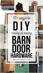 20 Diy Barn Door Tutorials