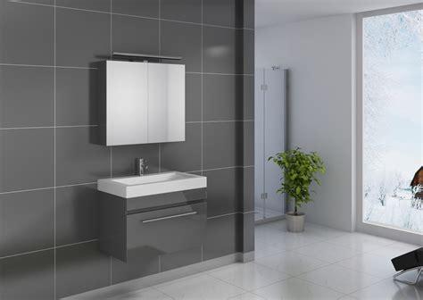 badezimmer set grau sam 174 badezimmer set lunik 2tlg spiegelschrank grau 80 cm demn 228 chst