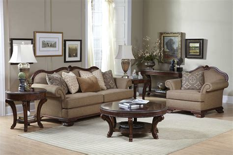 a r t furniture old world living room set at1433022606set2
