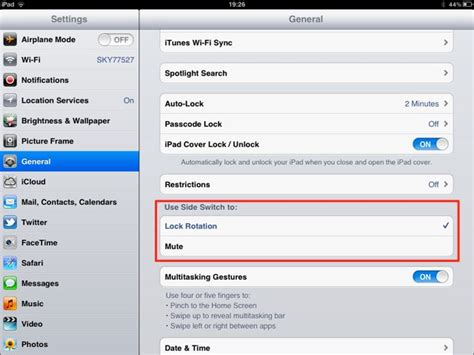 iphone rotation setting how to enable orientation lock on your ios devices ios