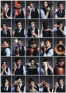 The many faces of Robert Downey Jr. Via his Facebook page ...