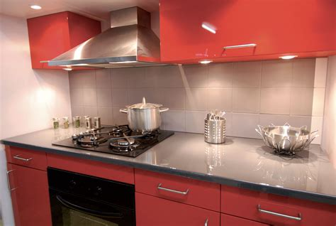 cuisine sur 3 meuble cuisine couleur taupe 3 cuisine et grise