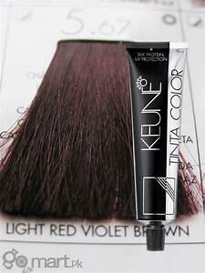 Keune Tinta Color Light Red Violet Brown 5 67