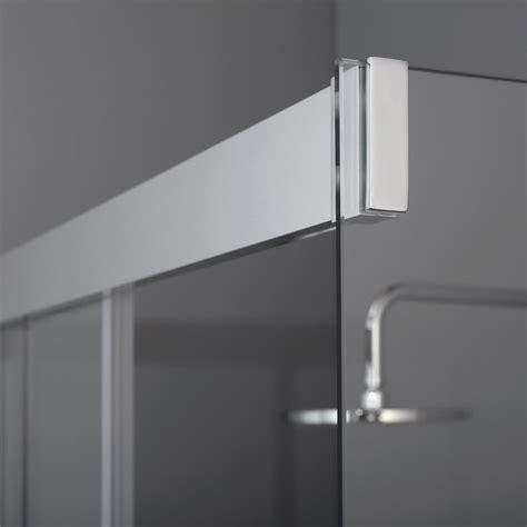 cabina doccia 70x120 box doccia 70x120 cm scorrevole con lato fisso nicchia