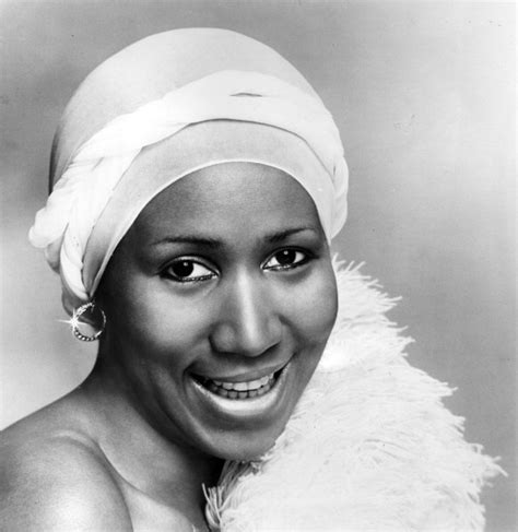 Throwback Post Aretha Franklin In Pictures #tbt