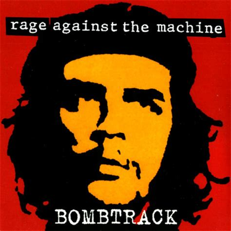 RAGE AGAINST THE MACHINE Bombtrack reviews