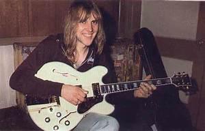Alex Lifeson  Rush  Gibson Es 355