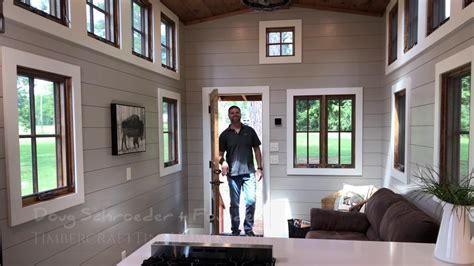 denali xl   timbercraft tiny homes youtube