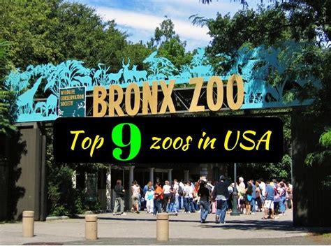 usa zoos