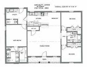 large 2 bedroom house plans large square house plans spacious living space two bedrooms rugdots com