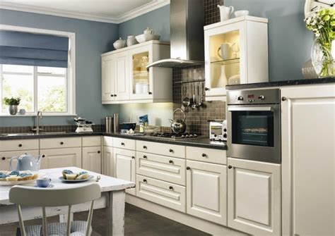 contrasting kitchen wall colors  cool colour tips