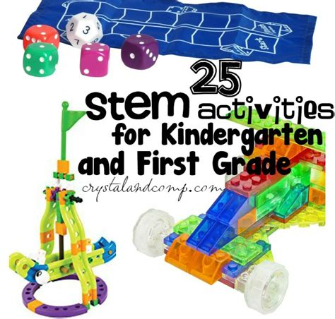 stem activities for kindergarten and grade 122 | 25 STEM activities for kindergarten and first grade SMALL