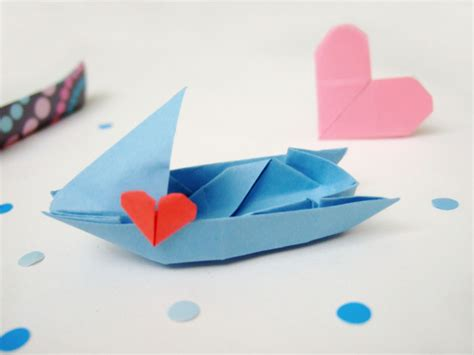 Origami Speed Boat origami speed boat 28 images 17 best images about