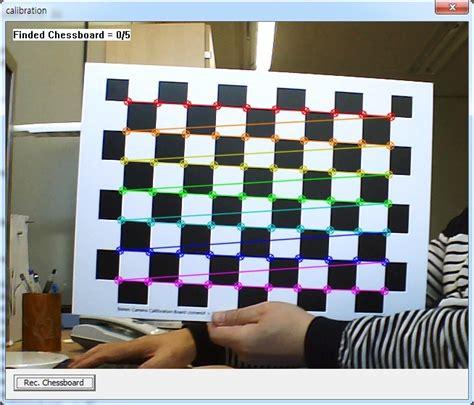 opencv calibration opencv calibration 프로그램