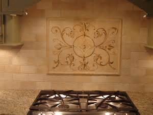 kitchen travertine backsplash painted backsplash painted backsplash