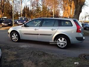 Megane 2005 : 2005 renault megane 1 9 dci confort grand tour car photo and specs ~ Gottalentnigeria.com Avis de Voitures