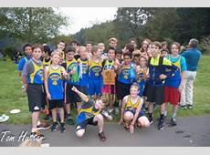 Middle School Cross Country District at Tugman Coos Bay