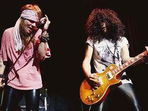 Slash thinks Axl Rose's greatest lead singer accolade is ...