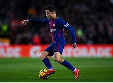 Barcelona's January signing Philippe Coutinho is 'not