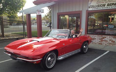 1966 Corvette Convertible  Johnny's Custom Auto Body