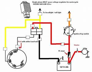 Info Manual  Voltage Regulator  A Summary