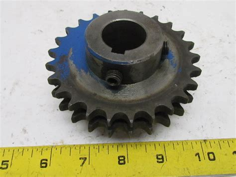 40-2 #40 Double Row Roller Chain Sprocket 1/2