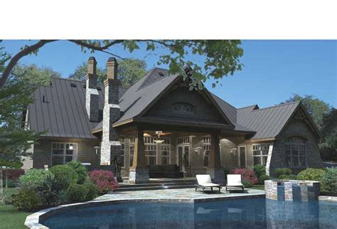 unique house plans with outdoor living 6 extras attic