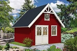Gartenhaus Im Schwedenstil : ein gartenhaus mit schlafboden mehr platz zum bernachten ~ Markanthonyermac.com Haus und Dekorationen