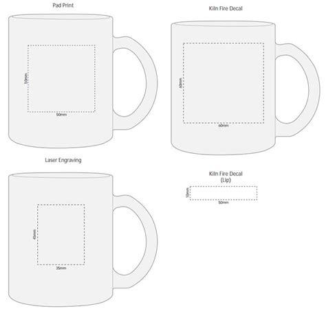 coffee mug template coffee mug template printable images