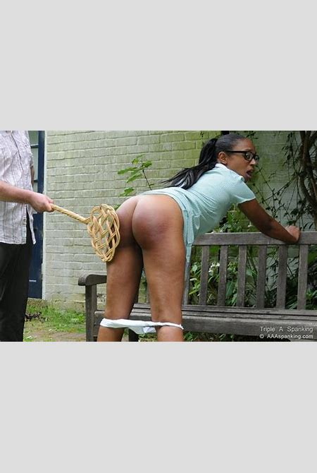 Lola Marie pees her panties when spanked OTK - SpankingBlogg - chief's spanking blog