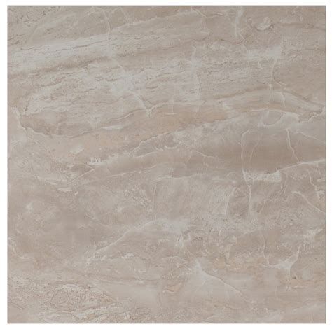 pietra pearl 18 in x 18 in glazed polished porcelain