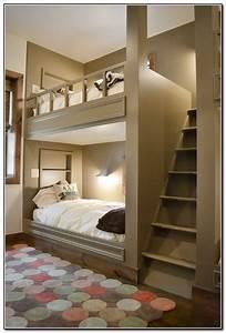 Beautiful Loft Bed Design Ideas Photos - Interior Design