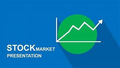 Market Powerpoint Template Chart Slide Trend Line