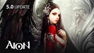 Aion 50 Asmodian Character Creation F2P KR YouTube