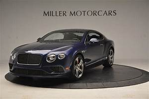 Bentley Continental Gt Speed : used 2016 bentley continental gt speed greenwich ct ~ Gottalentnigeria.com Avis de Voitures