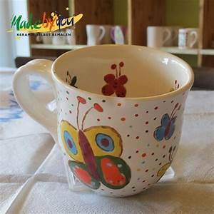 Tasse Selbst Bemalen : tasse 2 made by you chemnitz keramik selbst bemalen ~ Watch28wear.com Haus und Dekorationen
